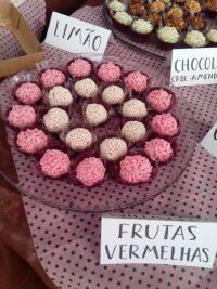 Brigadeiro Gourmet em Santos
